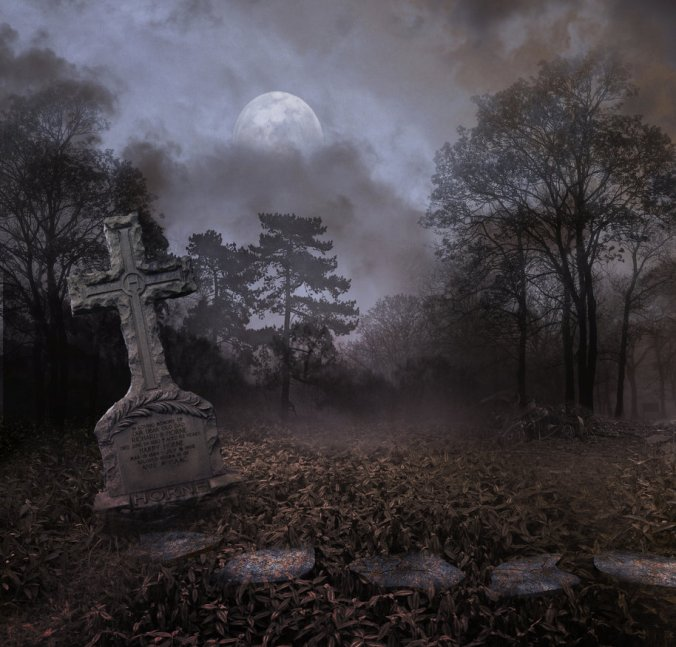 Picture borrowed from: http://starscoldnight.deviantart.com/art/Cemetery-II-Bg-Premade-254626942 Copyright remains that of the original owner.