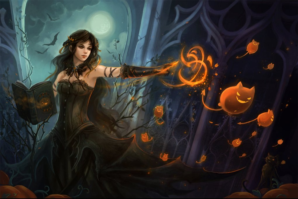 Picture borrowed from: http://sandara.deviantart.com/art/halloween-141400112 Copyright remains that of the original owner.