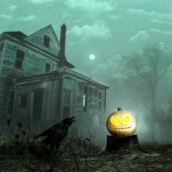 Picture borrowed from: http://whyalltheglitter27.deviantart.com/art/Haunted-House-263442331 Copyright remains that  of the original owner.