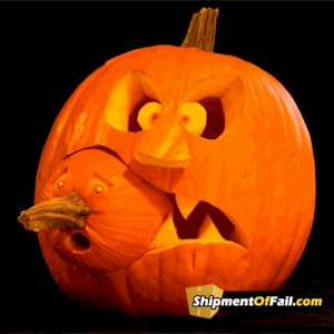 Picture borrowed from: http://www.shipmentoffail.com/wp-content/uploads/2009/10/jack-o-lantern1.jpg Copyright remains that of the original owner.