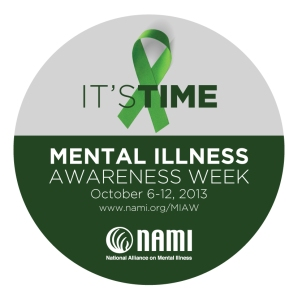 Picture borrowed from: http://www.nami.org/Content/NavigationMenu/Campaign_for_the_Mind_of_America/Mental_Illness_Awareness_Week/MIAW-sticker-circle-2.5.jpg Copyright remains that of the original owner.