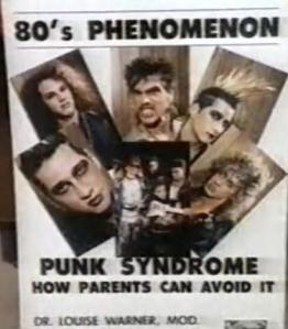 Picture borrowed from: http://semensperms.com/wp-content/uploads/2011/03/punksyndrome.jpg Copyright remains that of the original owner.