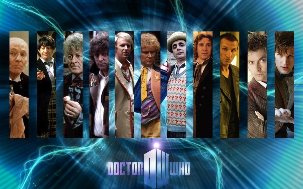 Picture borrowed from: http://www.freemalaysiatoday.com/wp-content/uploads/2013/08/All-11-doctor-who-actors.jpg Copyright remains that of the original owner.