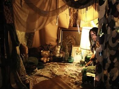 Indoor Fort 2 Angela Death