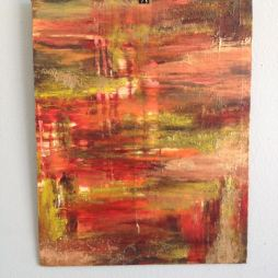 Nature's Warmth by Kathy Dean Picture courtesy of Healthy Rhythm Community Art Gallery