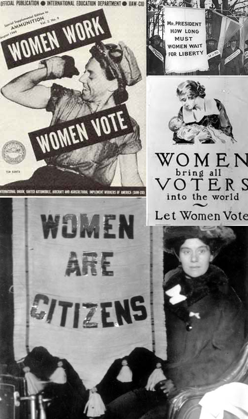 Picture borrowed from: http://sapnamagazine.com/wp-content/uploads/2012/08/Womens-suffrage-sapne-signs.jpg Copyright remains that of the original owner.
