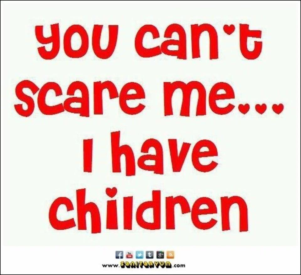 YouCantScareMe