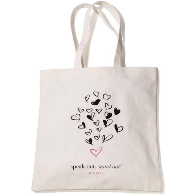DESCRIPTION Limited Edition  International Women's Day Tote! 100% cotton. 15 1/2