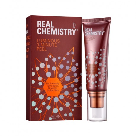 Real Chemistry Luminous 3-Minute Peel Full-Size $48.00