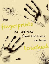 Our Fingerprints