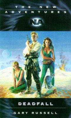 Image borrowed from: http://tardis.wikia.com/wiki/Deadfall_(novel)