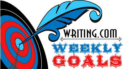 Image borrowed from: http://www.writing.com/main/forums/item_id/1949474-Weekly-Goals