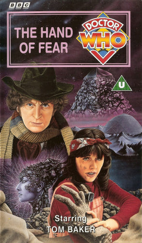 Image borrowed from: http://doctor-who-collectors.wikia.com/wiki/The_Hand_of_Fear_(VHS)