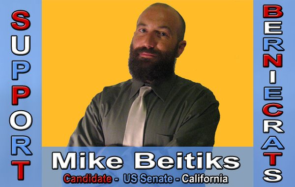 Beitiks, Mike - US Senate