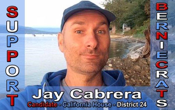Cabrera, Jay - CA House - District 24