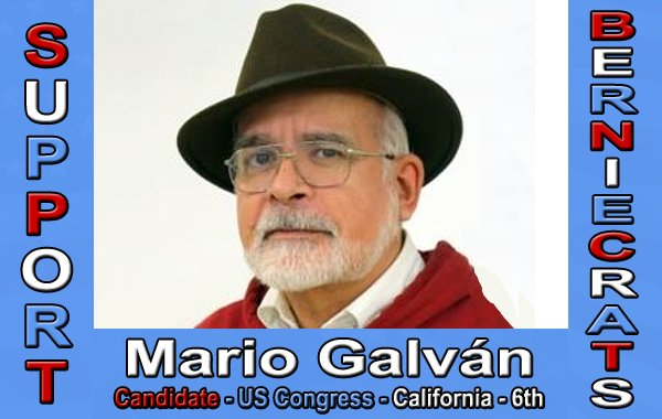 Galvan, Mario - US Congress - 6th District