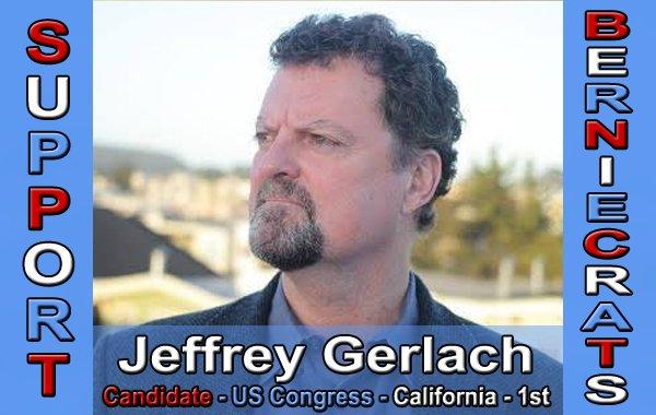 Gerlach, Jeffrey - US Congress - 1st District