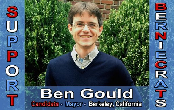 Gould, Ben - Mayor - Berkeley