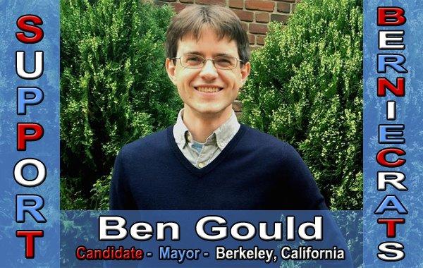 Gould, Ben - Mayor - Berkeley