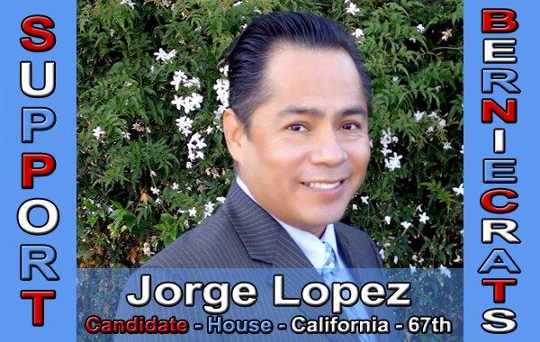 Lopez, Jorge - House - 67th District