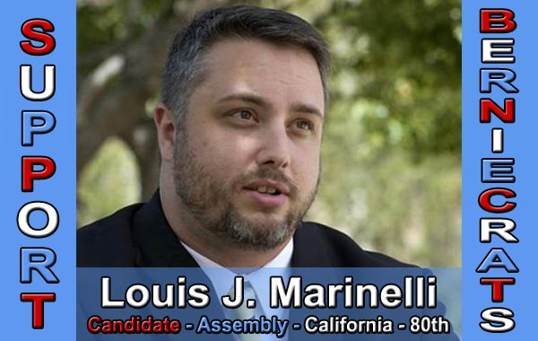 Marinelli, Louis - Assembly - 80th District