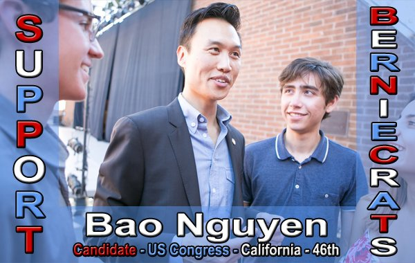 Nguyen, Bao - US Congress - 46th District