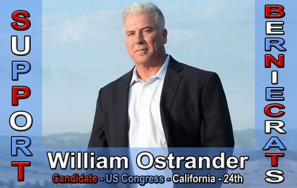 Ostrander, William - US Congress - 24th District