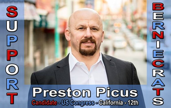Picus, Preston - US Congress - 12th District
