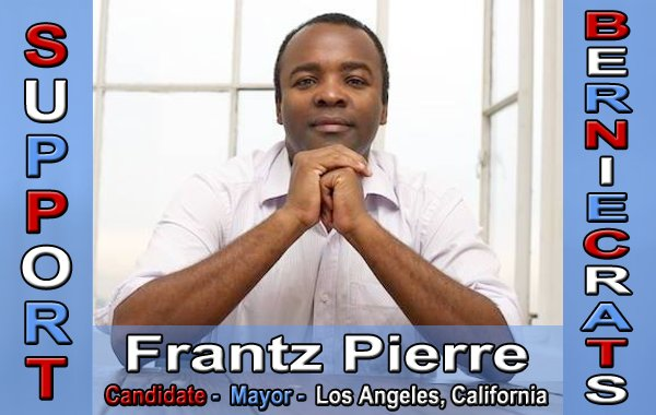 Pierre, Frantz - Mayor - Los Angeles