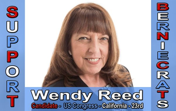 Reed, Wendy - US Congress - 23rd District