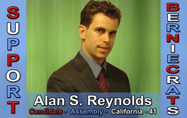 Reynolds, Alan - Assembly - 41st District