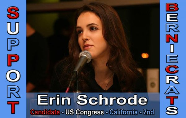 Schrode, Erin - US Congress - 2nd District
