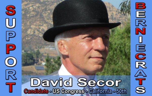 Secor, David - US Congress - 50th District