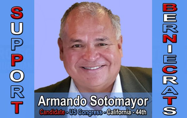 Sotomayor, Armando - US Congress - 44th District