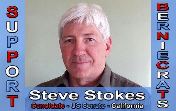 Stokes, Steve - US Senate