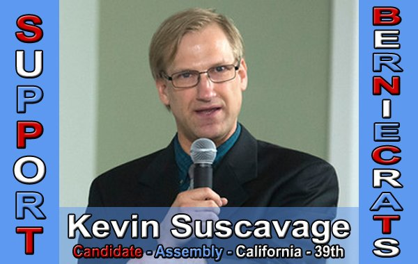 Suscavage, Kevin - Assemby - 39th District