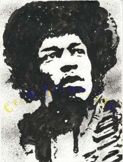 Jimi Hendrix - Watermark